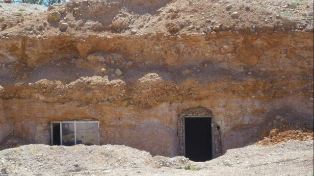 A Secret Shelter against Sweltering Temperatures in Australia
