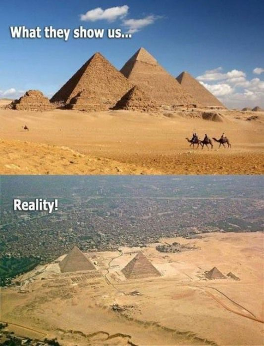 Amusing Examples of Life in Theory Compared to Life in Reality