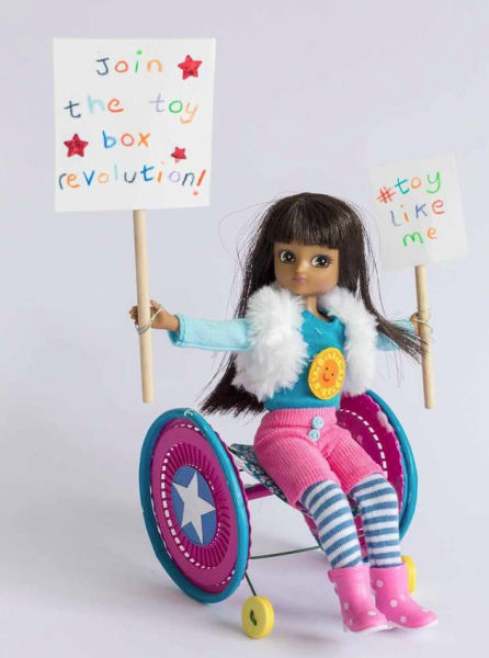 Disabled Dolls Take the Toy Industry by Storm