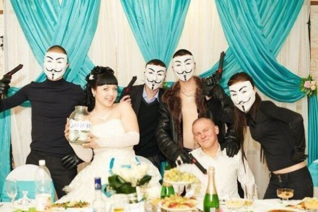 Average Pictures Found on Russian Social Networks