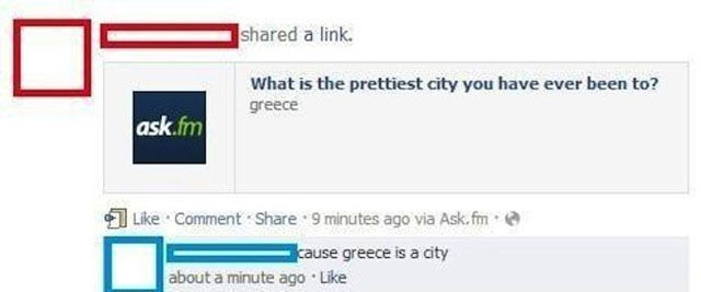 Hilarious Facebook Posts That Are Too Embarrassing for Words