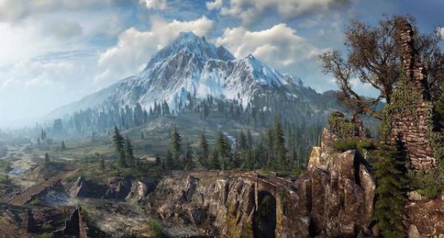 "There's a Glitch in the Matrix of ""The Witcher 3"""