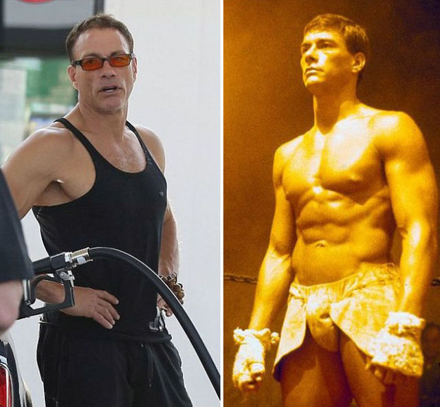 Jean-Claude Va Damme's Killer Body Is Better Than Men Half His Age
