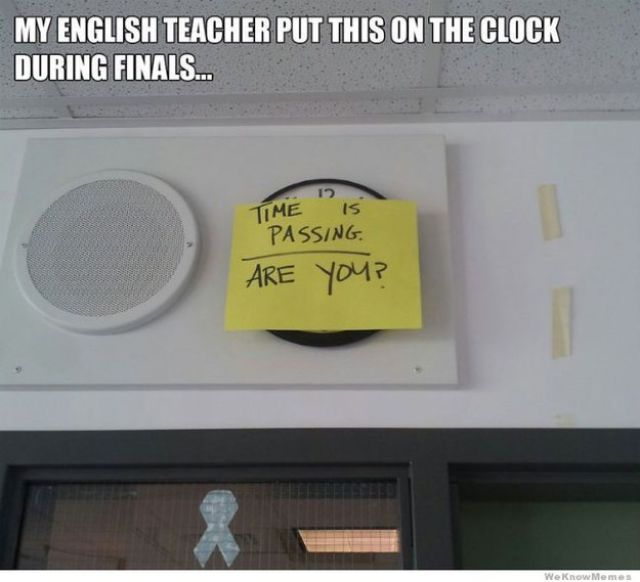 Teachers Who Have a Killer Sense of Humor