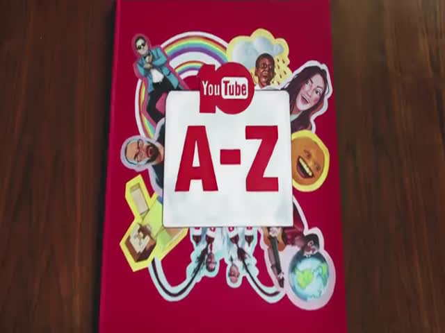 The A to Z of Youtube: A 10 Year Anniversary Tribute Video