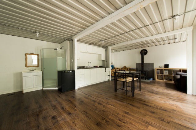A Compact Container Home Doesn't Get Any Cooler Than This