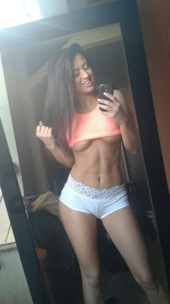 The Underboob Is Just a Little Tease to Get You in the Mood