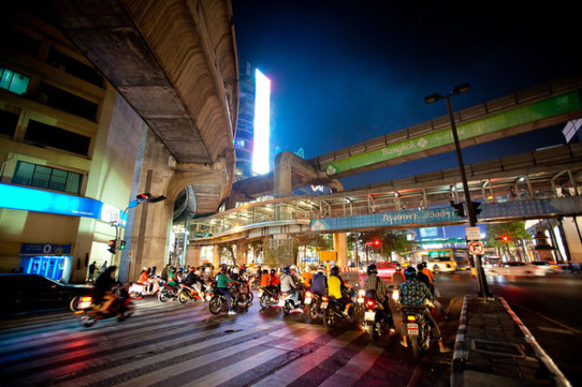 This Is What Happens to Street Racers in Thailand
