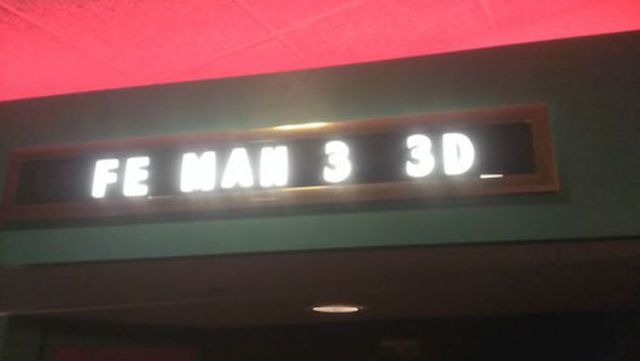 Amusing Movie Theatre Moments That Are Totally Awkward