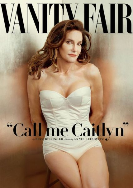 "Bruce Jenner Reveals His True Personality as ""Caitlyn"" in Sexy New Photoshoot"