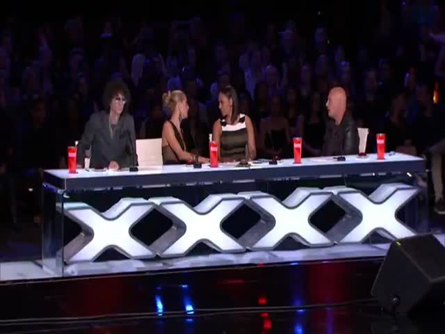 This Guy's America's Got Talent Audition Will Blow You Away  (VIDEO)