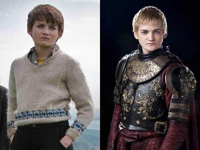 "Candid Photos of the ""Game of Thrones"" Cast as Much Younger Kids"