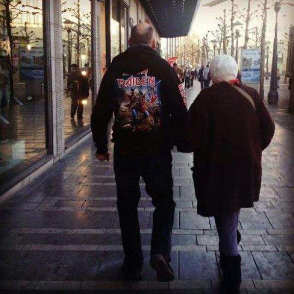 Old People Who Are Probably Cooler Than You