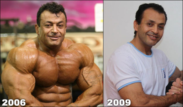 Hard-core Bodybuilders That You Wouldn't Recognize Today