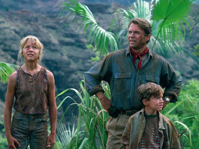 "The ""Jurassic Park"" Cast Two Decades Later"