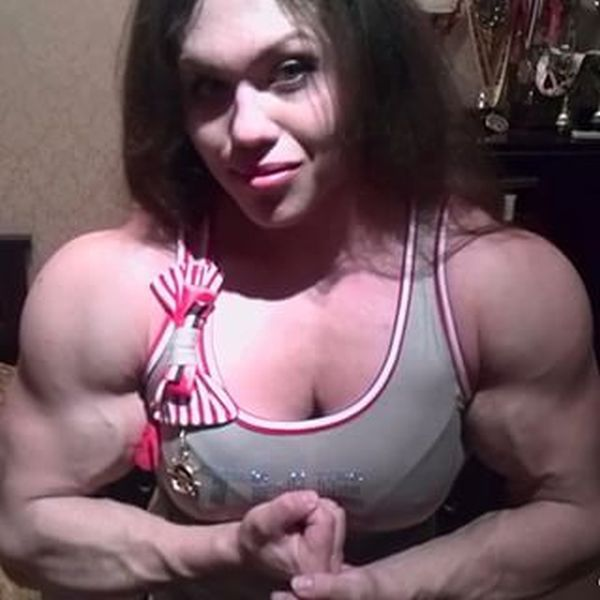 This 23 Year Old Girl Could Crush You with Her Bare Hands