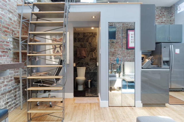 Guy Turns a Dump into a Cosy Modern Home for $50,000