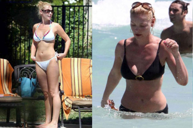 Hollywood's Hottest Bikini Babes