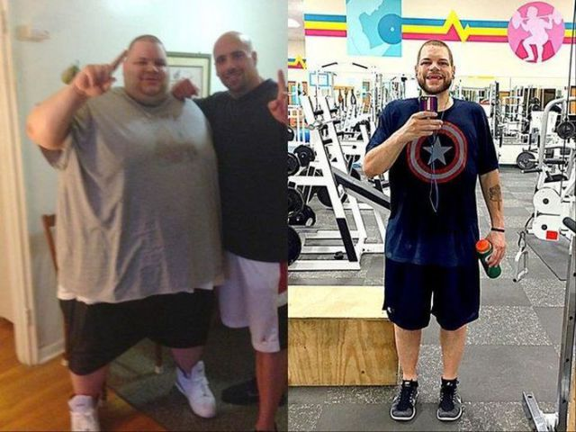 Taylor Swift Inspires Man to Shed 400 Pounds