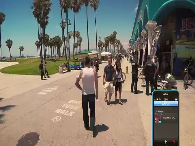 This Man Brings GTA to Life Perfectly  (VIDEO)