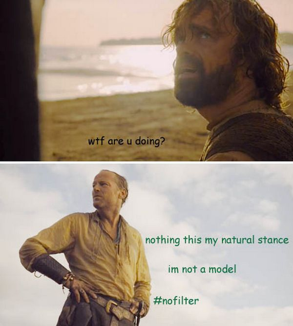 """No One Understands the Friendzone better Than Jorah from """"Games of Thrones"""""""