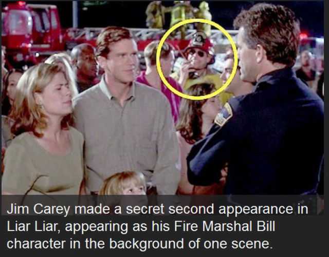 Secret Celeb Sightings in Movies and TV Shows