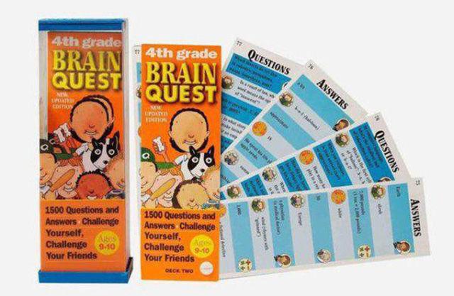 A Trip Down Your Childhood Memory Lane
