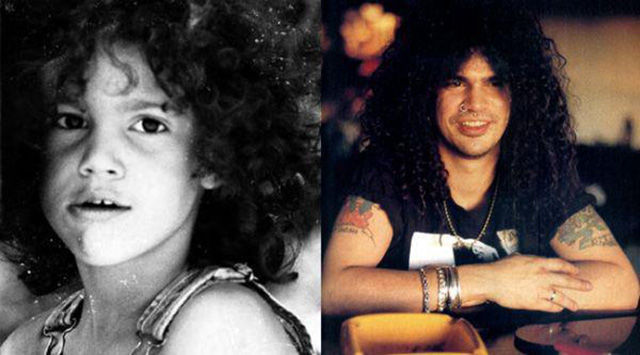 Candid Snaps of Rock Stars before They Were Famous