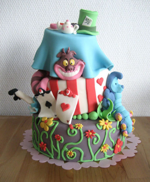 Cakes That Are A Feast for the Eyes