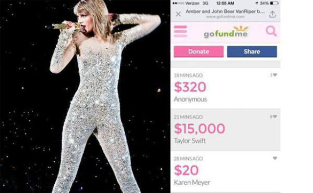 Taylor Swift's Random Act of Kindness Will Inspire You