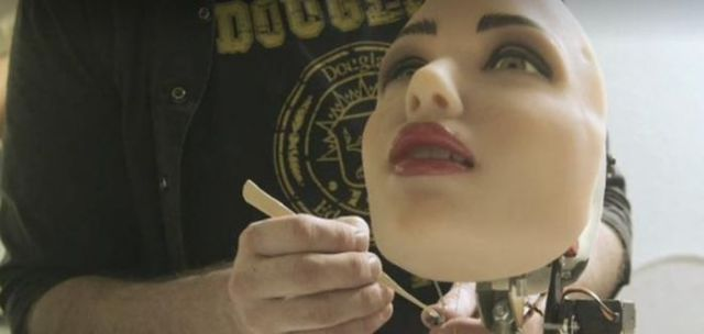 Sex Dolls That Can Think and Feel are the Way of the Future