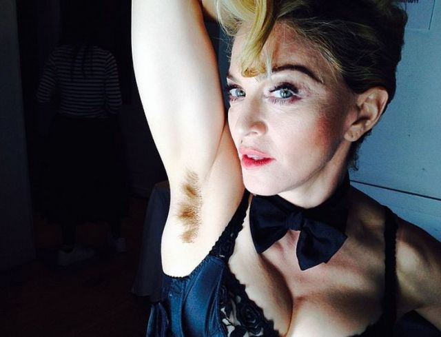 Hairy Female Armpits are the Latest Instagram Sensation