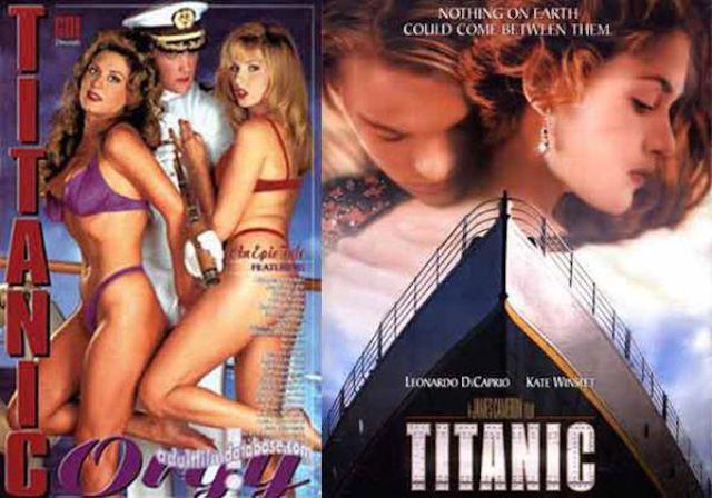 Mainstream Movies and TV Shows Get a Porn Film Makeover