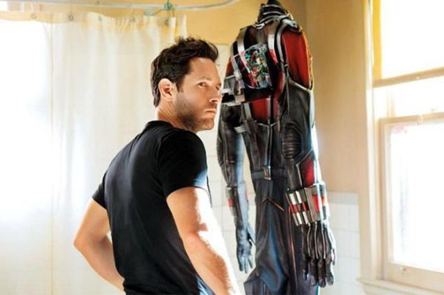 "Paul Rudd's Son Does Not Support His New Role as ""Ant-Man"""
