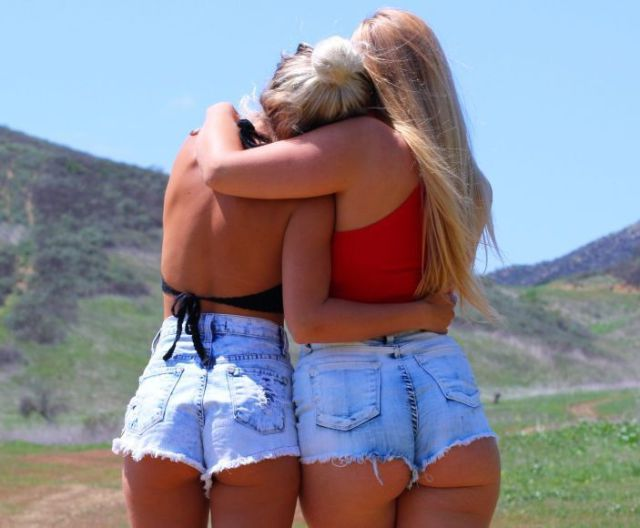 Short Shorts Make the World a Better Place