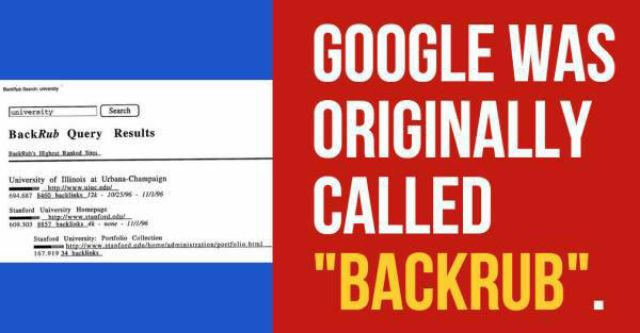 A Little Trivia about Google That You Probably Have Never Thought to Google Before