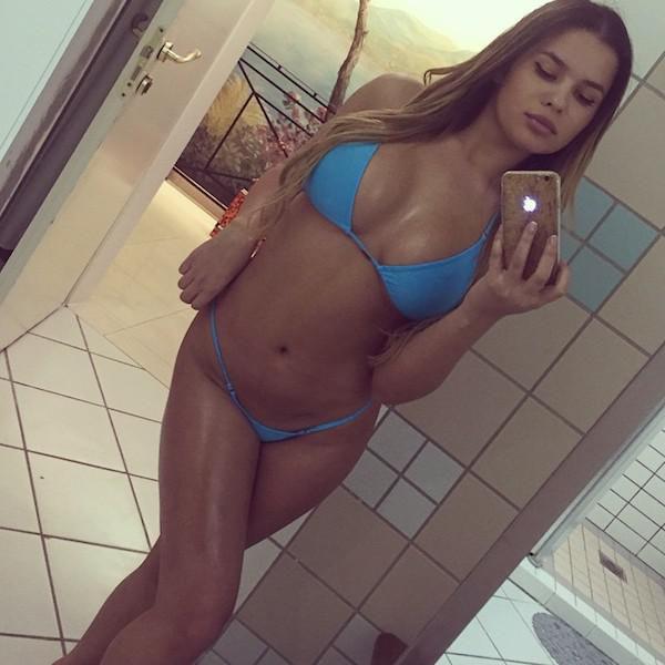 Busty Anastasiya Is a Feast for the Eyes on Instagram