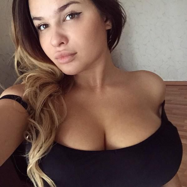 Busty Anastasiya Is a Feast for the Eyes on Instagram