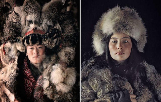 Spectacular Portrait Photos of Nearly Extinct Cultures and Tribes