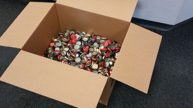 Dedicated Fan Saved 7 Years Worth of Bottlecaps to Pay for Fallout 4