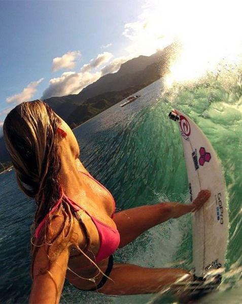 Surfer Girls Make Summer Extra Special