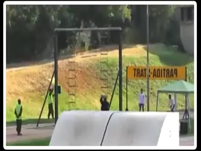 Didn't Know That Obstacle Races Can Be That Cool