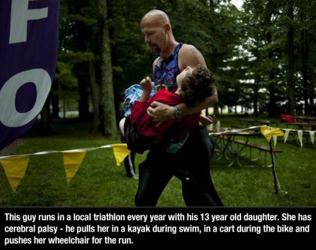 Dads Who Are Beyond Amazing