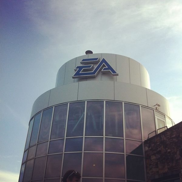 Looks like Working for EA Sports Offers Great Advantages
