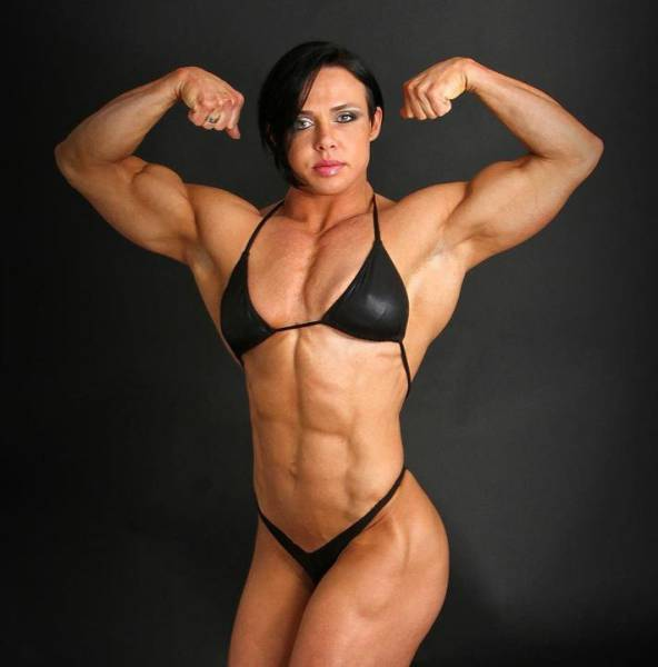 These Female Bodybuilders Will Easily Kick Your Ass