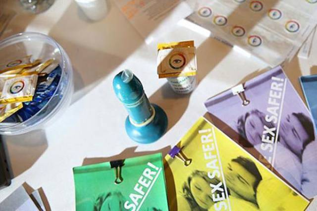 Condoms That Can Tell You If Your Partner Has an STD