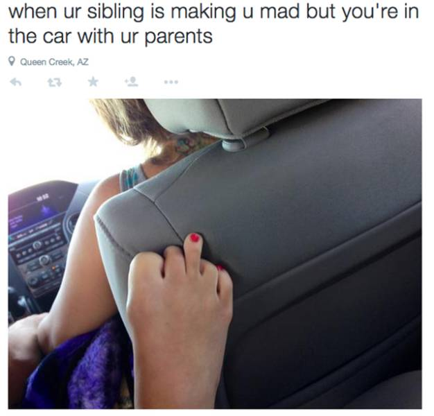 Images That Explain Sibling Life Perfectly