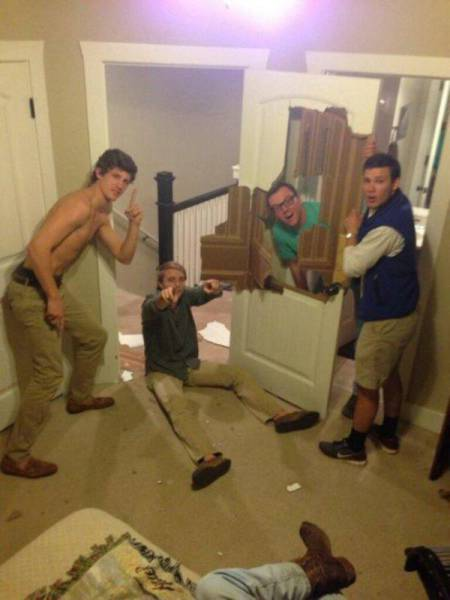 The Good Old College Debauchery We All Miss