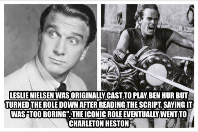 A Little Movie and Movie Star Trivia You've Probably Never Heard Before