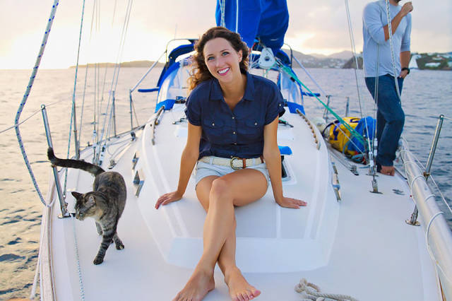 Couple Make the Choice to Buy a Sailboat and It Completely Changes Their Lives
